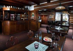 Hotel Hubertus - Špindlerův Mlýn - restaurant