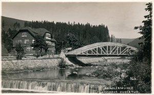 Hotel Hubertus - Špindlerův Mlýn - history