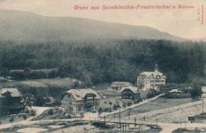 Hotel Hubertus - Špindlerův Mlýn - 1908