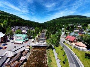 Noclegi - Hotel Hubertus - Szpindlerowy Młyn - Karkonosze