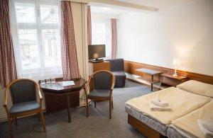 Hotel Lomnice - Špindlerův Mlýn - pokoje