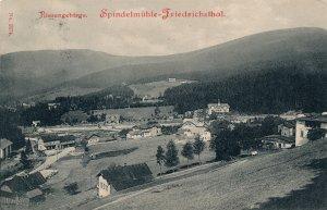 Hotel Lomnice - Špindlerův Mlýn - history