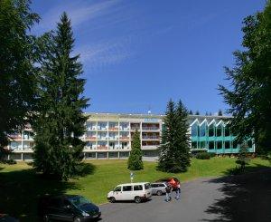 Noclegi - Hotel Montana - Szpindlerowy Młyn - Karkonosze