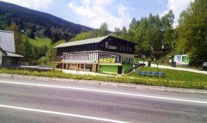 Rybaření Hotel Nico - Špindlerův Mlýn - Labská