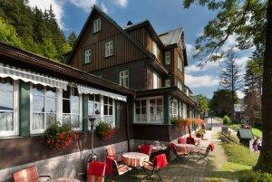 Ubytování - Hotel Pod Jasany - Špindlerův Mlýn - Krkonoše