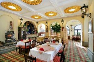 Unterkunft - Hotel Praha - Špindlerův Mlýn - Riesengebirge - restaurant