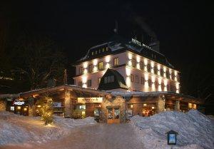 Noclegi - Hotel Praha - Szpindlerowy Młyn - Karkonosze