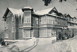 Hotel Sněžka - Špindlerův Mlýn - history