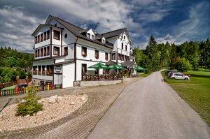 Hotel Start - Špindlerův Mlýn - summer