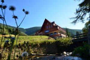 Unterkunft - Hotel Stoh - Špindlerův Mlýn - Riesengebirge