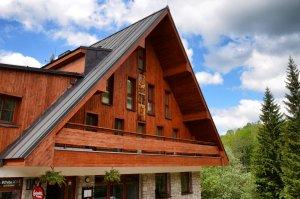 Noclegi - Hotel Stoh - Szpindlerowy Młyn - Karkonosze