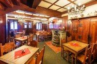 Unterkunft - Hotel Tři Růže - Špindlerův Mlýn - Riesengebirge - restaurant