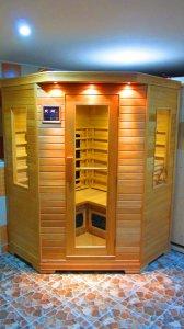 sauna Hotel TTC Vrchlabí - Krkonoše