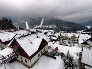 Pension Monika Špindlerův Mlýn - accommodation winter