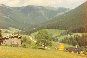 Hotel Zátiší - Špindlerův Mlýn - history