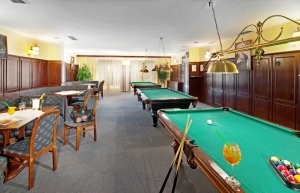 Accommodation - Hotel Zátiší - Špindlerův Mlýn - Krkonoše - billiard