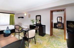 Ubytování - Hotel Zátiší - Špindlerův Mlýn - Krkonoše - pokoje