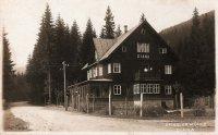 Hotel Diana - Špindlerův Mlýn - history