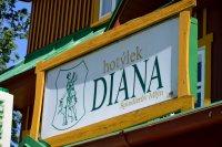 Noclegi - Hotel Diana - Szpindlerowy Młyn - Karkonosze