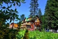 Accommodation - Hotel Diana - Špindlerův Mlýn - Krkonoše - summer