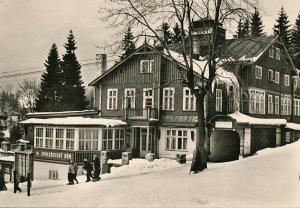 Hotel Windsor - history - Společenský dům