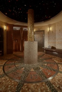 Wellness Hotel Windsor - Špindlerův Mlýn - sauna
