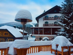 Ubytování - Wellness Hotel Windsor - Špindlerův Mlýn - Krkonoše - zima