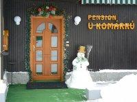 Accommodatie - Pension U Komárků - Spindleruv Mlyn - Reuzengebergten