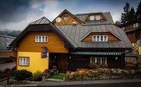 Ubytování - Pension U Komárků - Špindlerův Mlýn - Krkonoše -léto
