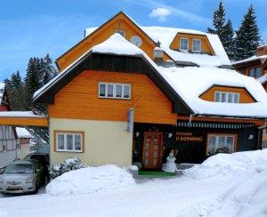 Accommodatie - Pension U Komárků - Spindleruv Mlyn - Reuzengebergte