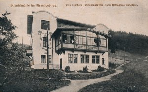Pension Elisabeth - Špindlerův Mlýn - history