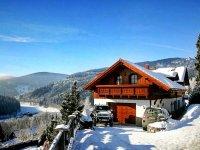 Accommodation - Pension Monte Rosa - Špindlerův Mlýn - Krkonoše - winter