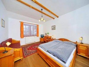 Ubytování - Pension Monte Rosa - Špindlerův Mlýn - Krkonoše