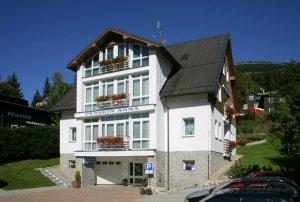 Unterkunft - Pension Anna - Špindlerův Mlýn - Riesengebirge