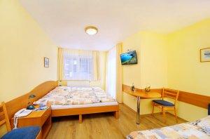 Accommodatie - Pension Alba - Spindleruv Mlyn - Reuzengebergte - zimmer