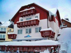 Ubytování - Pension Alba - Špindlerův Mlýn - Krkonoše zima