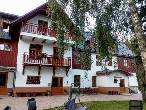 Apartmány Bystřenka Špindlerův Mlýn - ubytování
