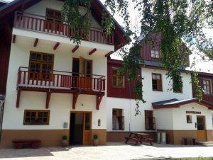 Unterkunft - Pension Bystřenka - Špindlerův Mlýn - Riesengebirge