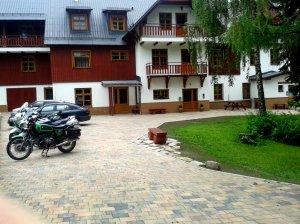 Unterkunft - Pension Bystřenka - Špindlerův Mlýn - Riesengebirge - zimmer