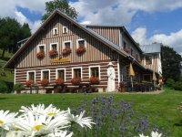 Ubytování - Pension U Novotných - Špindlerův Mlýn - Krkonoše léto