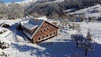 Pension U Novotných Špindlerův Mlýn - ubytování - zima
