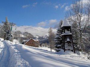 Pension U Novotných Špindlerův Mlýn - winter