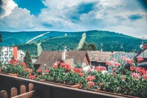 Pension Luky Špindlerův Mlýn - ubytování léto