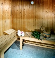 Pension Luky Špindlerův Mlýn - sauna