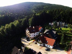 Apartmány U císařů Špindlerův Mlýn - ubytování