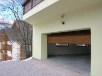 Villa Bella Špindlerův Mlýn - garage