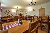 Pension Karin Špindlerův Mlýn - vlastní vaření - kuchyňka