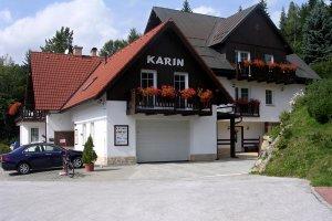 Ubytování - Pension Karin - Špindlerův Mlýn - Krkonoše