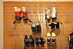 Pension Karin Špindlerův Mlýn - sušák na obuv