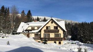 Apartmány Aneta Špindlerův Mlýn - ubytování zima